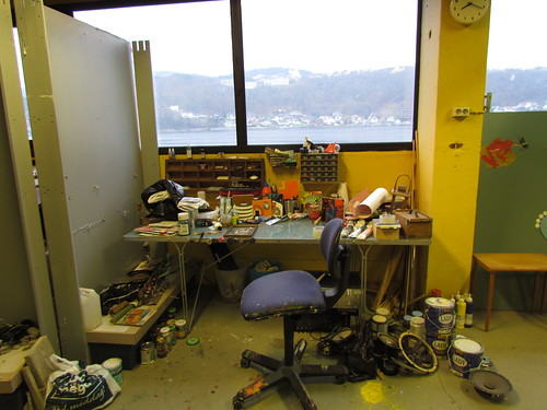Studio of Nils Rostad