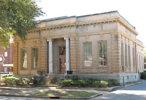 Carnegie Library Albany GA