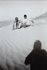 In the Desert - Somewhere outside Pushkar, India - Circa 1995