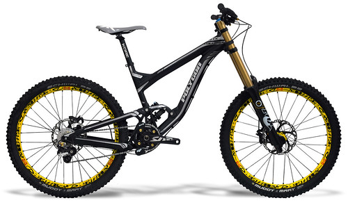 Polygon MTB Collosus DHX Seri 2012