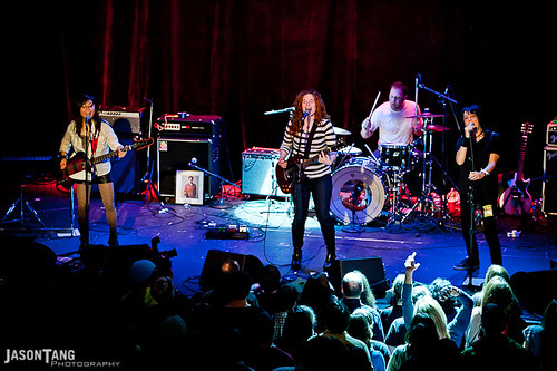 2011.11.26: Visqueen w/ Kim Warnick @ The Neptune Theatre, Seattle, WA