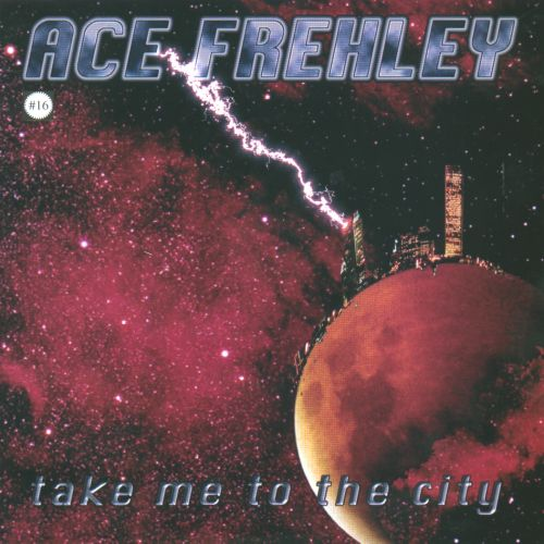 Ace Frehley Take Me To The City 7'' (1996) - Germany