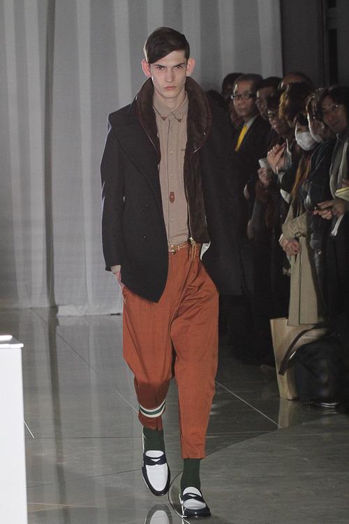 FW12 Tokyo The Dress & Co. HIDEAKI SAKAGUCHI003_Reece(Fashionsnap)