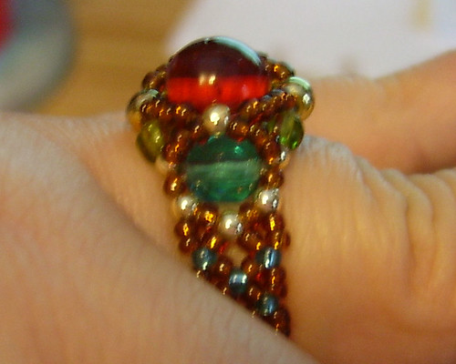 Bead Ring 2.5 - Side