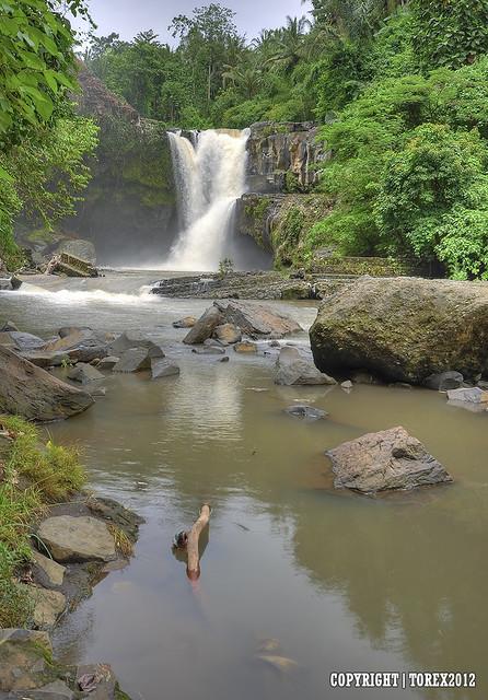 Tegenungan Waterfall, Bali.