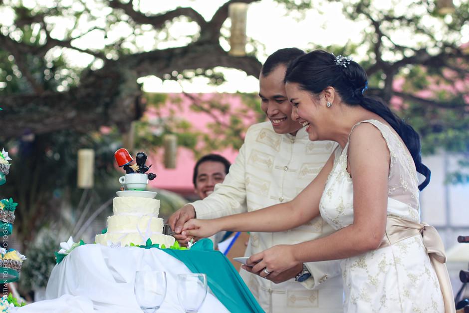 Cafe Lawis Dauis Bohol, Bohol Wedding
