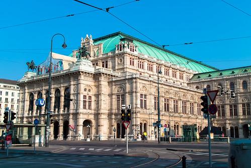 Vienna State Opera (Vienna, Austria)