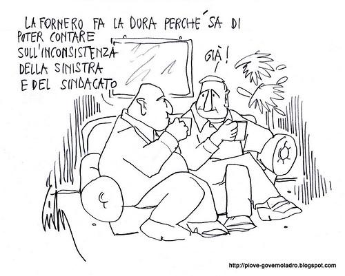 La Fornero tiene duro by Livio Bonino