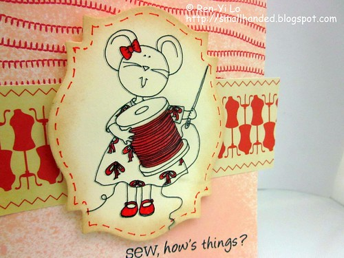Sew, How are Things?