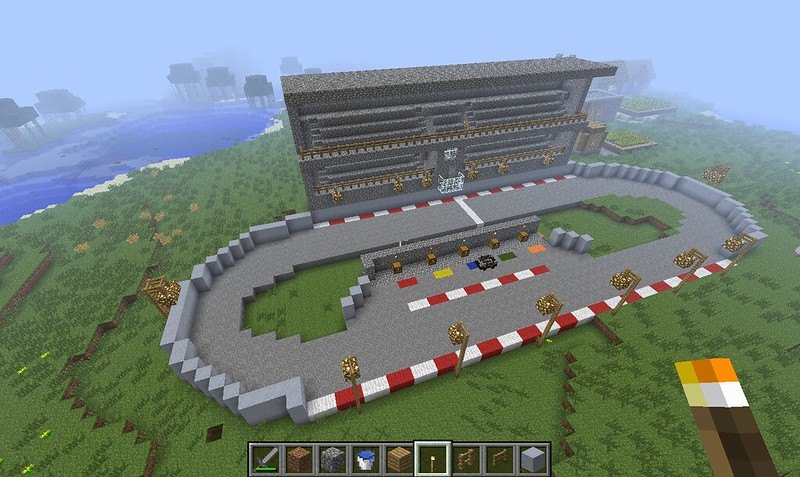 New Minecraft Feature Idea Cars Minecraft Blog