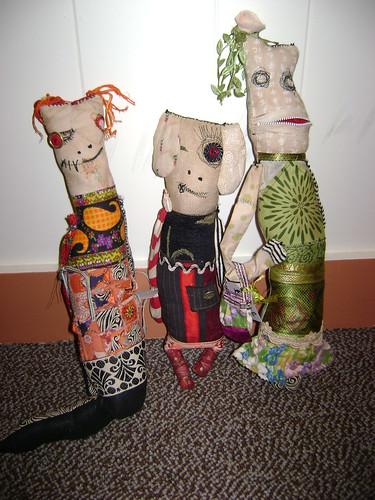Artfest Dolls 2011