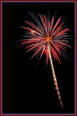 Fort Smith's July 4th fireworks display
