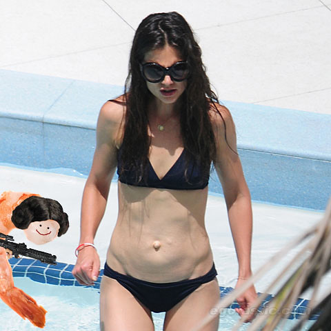 Celebrity belly button outie pregnancy