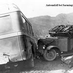 02.  Autounfall bei Sarmingstein 1919 Ans