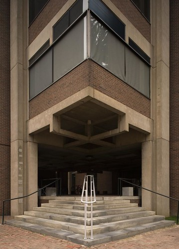 Louis Kahn Richards Medical Research Laboratory U Penn