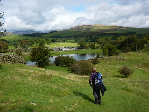 Looking back at Wansfell