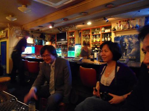 Karaoke Bar, Fukuoka Oct 2011