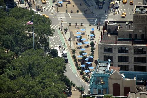 Midtown Pedestrian Plaza