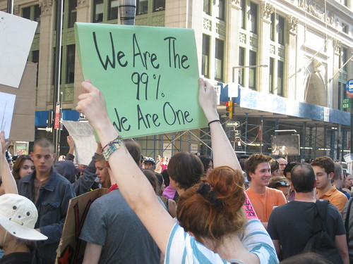 Occupy Wall Street: The emphatic 99%
