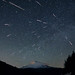Perseid Meteor Shower 2010 by Gary Randall
