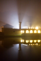 Night Fog - Albany, NY - 2011, Sep - 02.jpg by sebastien.barre