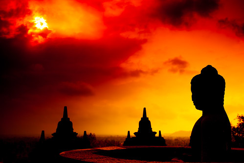Good morning Borobudur