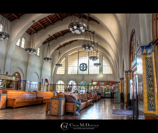 San Diego Train Station
