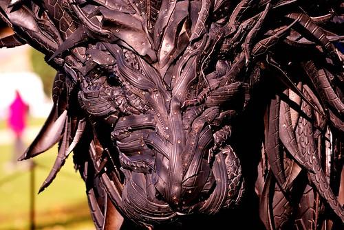 Lion 2 by JI YONG-HO - Chatsworth Beyond Limits 2011