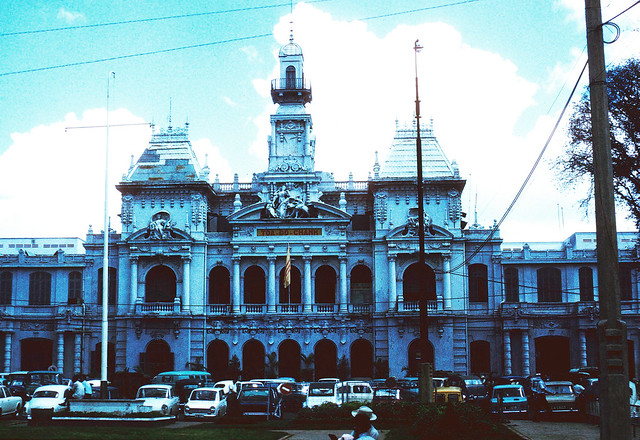 Saigon 1969 - City Hall