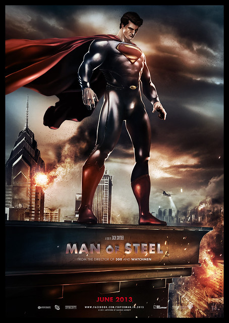 the man of steel 2013