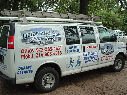 junior and son plumbing
