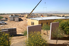 Thu, 11/10/2011 - 3:37pm - Ocotillo Hall Construction