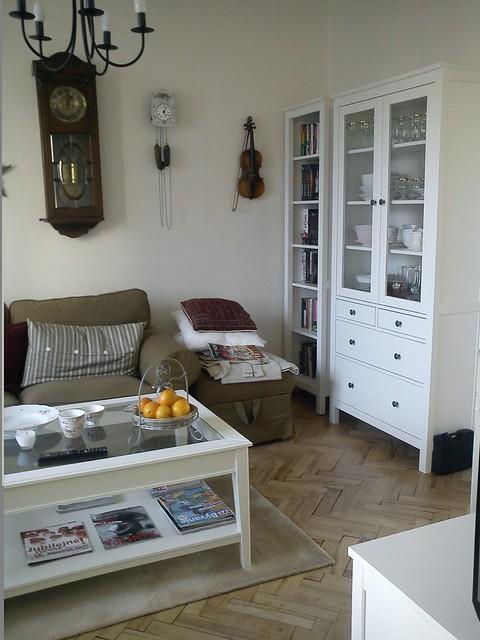 living room, november 2010