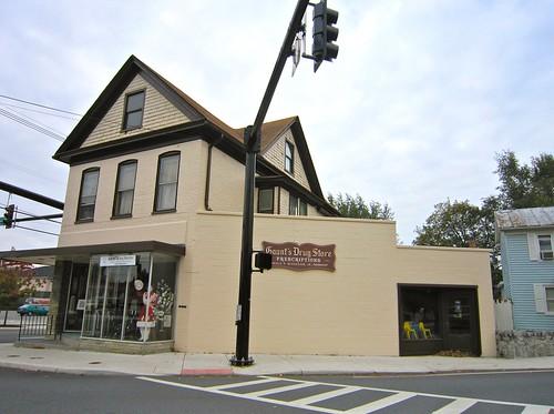 Gaunt's Drug Store Exterior Winchester VA