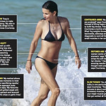 Grazia Magazine profiles Courteney Cox and how she got her incredible body thanks to the Tracy Anderson Method.