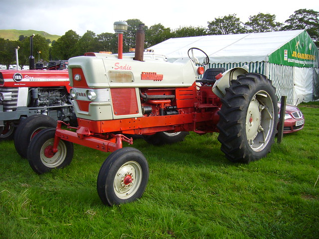 Ford 6000 Tractor Parts : History ford