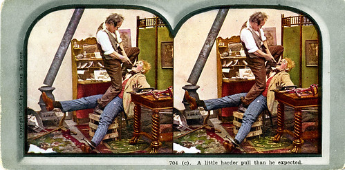 Herman Knutzen stereoview card, 1906, part 3 of 6