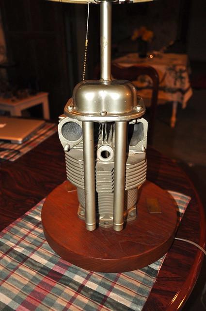 Aircraft Cylinder Lamp Flickr Photo Sharing