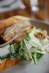 Pork Belly Sandwich - close - Ilona Staller AUD13.…