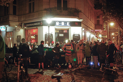 19th Berlin Halloween Alleycat