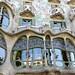 Oeuvres d'Antoni Gaudi et autres modernistes catalans
