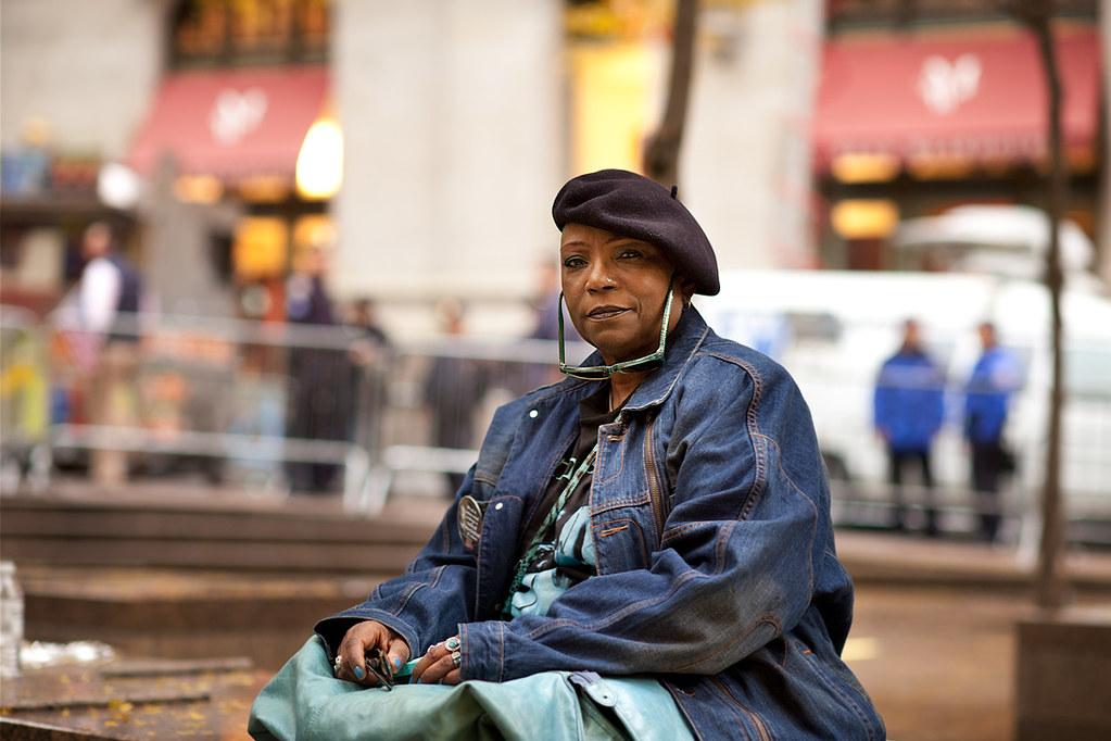 Люди Нью Йорка