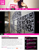 Crack 4 your QR by QR Street Art