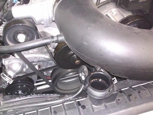 JDP Motorsports' 2010-11 SS Heater Hose 2012 Update DIY 6360367177_9172ba5eb3