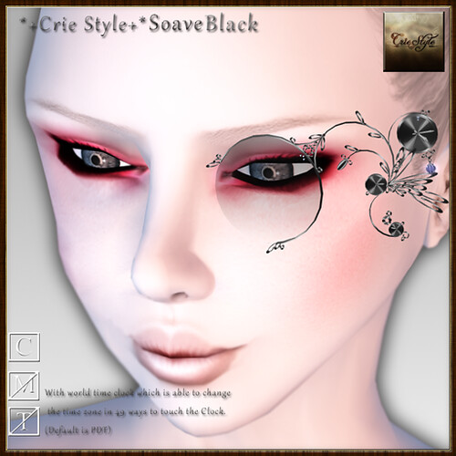 *+Crie Style+* Soave - black