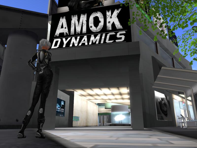 AMOKビル