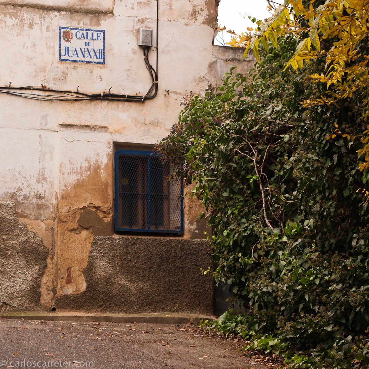 Calle Juan XXII