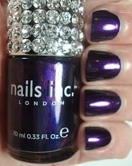 Nails Inc Regents Palace