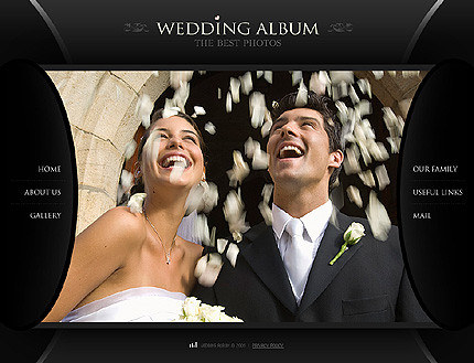 Flash site 24458 Wedding album