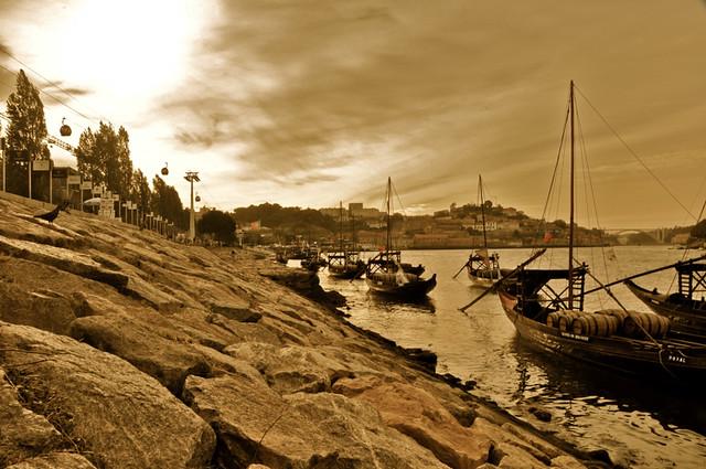 Porto Douro RiverPorto Douro River
